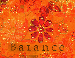 Balance Collage